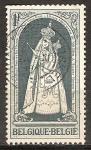 Sellos del Mundo : Europa : Bélgica : Navidad. Nuestra Señora de Virga Jesse, de Hasselt.