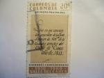 Stamps Colombia -  Ciudades Confederadas.-1910-1960- Valle del Cauca.