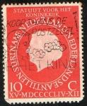 Sellos de Europa - Holanda -  Statute of the Kingdon.