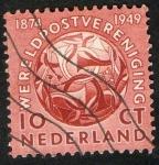 Stamps Netherlands -  U.P.U.