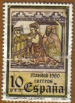 Stamps Spain -  NATIVIDAD - CUIÑA