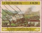Sellos de America - Colombia -  Sesquicentenario de la Campaña Libertadora 1819 - 1969. I