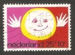 Sellos de Europa - Holanda -  940 - El Sol
