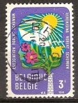 Sellos del Mundo : Europa : Bélgica : Robert Schuman, Asociación para la Protección del Medio Ambiente.