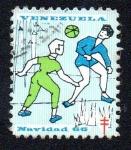 Stamps Venezuela -  Navidad 66