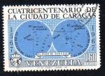 Sellos de America - Venezuela -  Cuatricentenario de la ciudad de Caracas