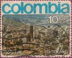 Stamps Colombia -  Hábitat,  Medellín.
