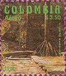 Sellos de America - Colombia -  Ciudad Perdida, Cultura Tayrona.