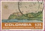 Stamps Colombia -  Archipiélago de San Andrés y Providencia. Fuerte de la Libertad.