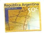 Stamps : America : Argentina :  Rutas