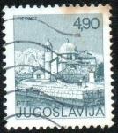 Sellos de Europa - Yugoslavia -  Lugares de interés