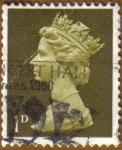 Sellos de Europa - Reino Unido -  ELISABETH II