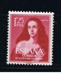 Stamps Spain -  Edifil  1129 III Cente. de Ribera. · El Españoleto ·