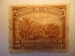 Stamps of the world : Colombia :