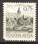 Sellos del Mundo : Europa : Yugoslavia : Bohinj, Eslovenia.