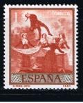Sellos de Europa - España -  Edifil  1216  Goya.  Día del Sello.