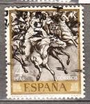 Sellos de Europa - España -  E1862 M.Fortuny (582)