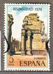 Sellos del Mundo : Europa : España :  E2215 Hispanidad Argentina (586)