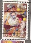 Sellos de Europa - España -  E4134 El Circo (595)