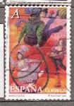 Sellos del Mundo : Europa : España :  El Circo (599)