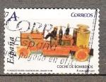 Sellos de Europa - España -  4295 Juguetes (608)