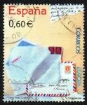 Sellos del Mundo : Europa : España :  EUROPA - Cartas