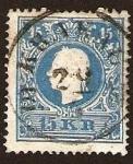 Stamps Europe - Austria -  Clásicos - Imperio Austro Húngaro