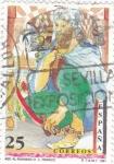 Sellos de Europa - España -  Abd Al-Rahman III     (E)