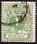 Stamps Europe - Belgium -  Clásicos - Bélgica