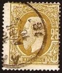Stamps Belgium -  Clásicos - Bélgica