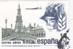 Stamps Spain -  Exposición Iberoamericana 1929 Sevilla     (E)