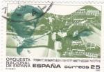 Stamps Spain -  Orquesta Nacional de España     (E)