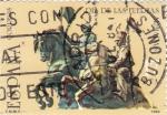Sellos de Europa - España -  Día de las fuerzas Armadas     (E)