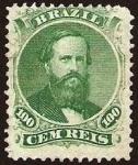 Stamps America - Brazil -  Clásicos - Brasil