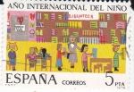 Sellos de Europa - España -  Año Internacional del Niño    (E)