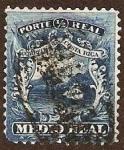 Stamps America - Costa Rica -  Clásicos - Costa Rica