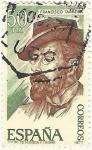 Stamps : Europe : Spain :  FRANCISCO TARREGA
