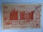 Stamps Sudan -  Afrique Occidentale Française (Colonias Francesas)