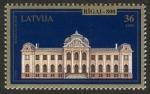 Sellos de Europa - Letonia -  LETONIA - Centro histórico de Riga