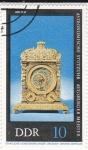 Sellos de Europa - Alemania -  Relojes de mesa antiguos