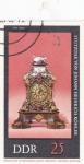 Stamps Germany -  Relojes de mesa antiguos