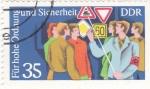 Sellos de Europa - Alemania -  Circulación viaria