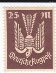 Stamps Germany -  Deutcheflugpof