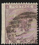 Sellos de Europa - Reino Unido -  Queen Victoria