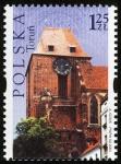Stamps Poland -  POLONIA -  Ciudad medieval de Toruń