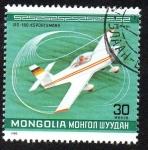 Sellos de Asia - Mongolia -  RS-180 Sportsman