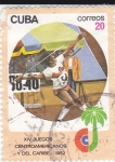 Sellos de America - Cuba -  XIV Juegos Centroamericanos y del Caribe