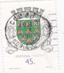 Stamps of the world : Portugal :  Escudo Funchal