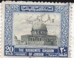 Stamps Jordan -  Mezquita de Omar