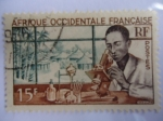 Stamps Africa - Sudan -  Afrique Occidentale Française (Colonias Francesas)
